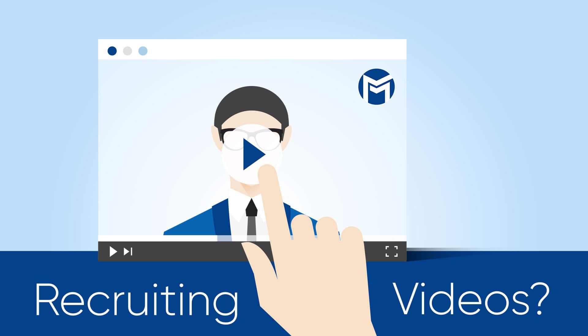 Recruiting Videos als wertvolles Instrument für dein Personalmarketing