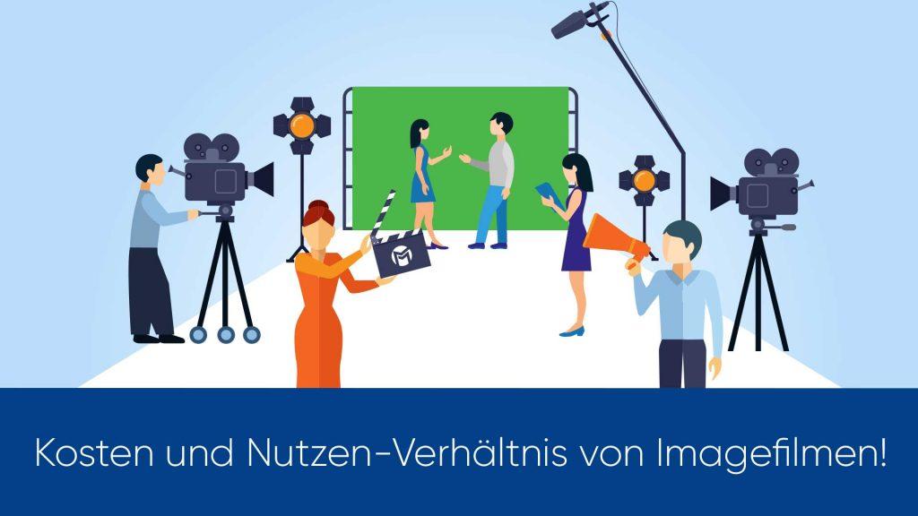Imagefilme: Kosten und Nutzenverhältnis des Bewegtbildmarketing