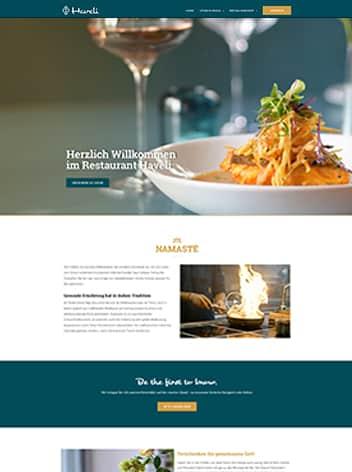 Erstellung von Webseiten in Kiel