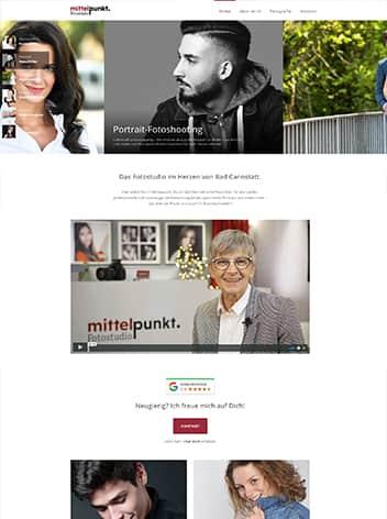 Martel Media - Webseite Fotostudio