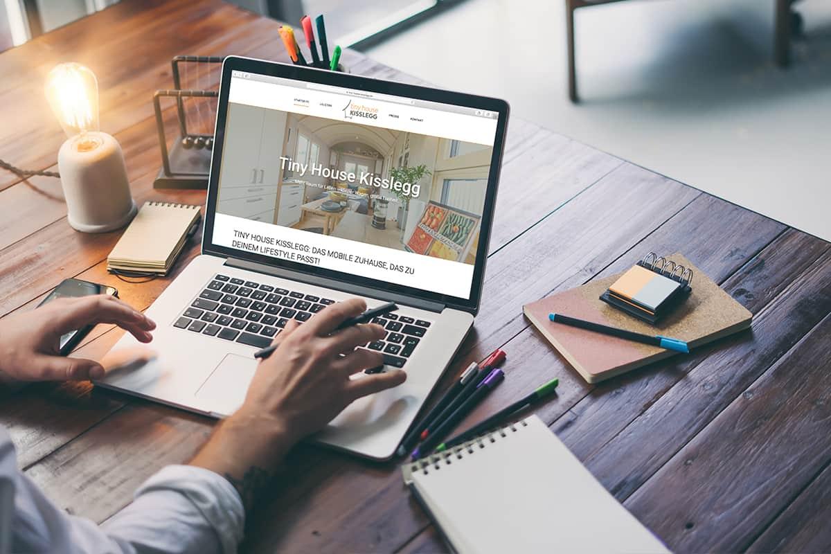Martel Media - Homepage erstellen