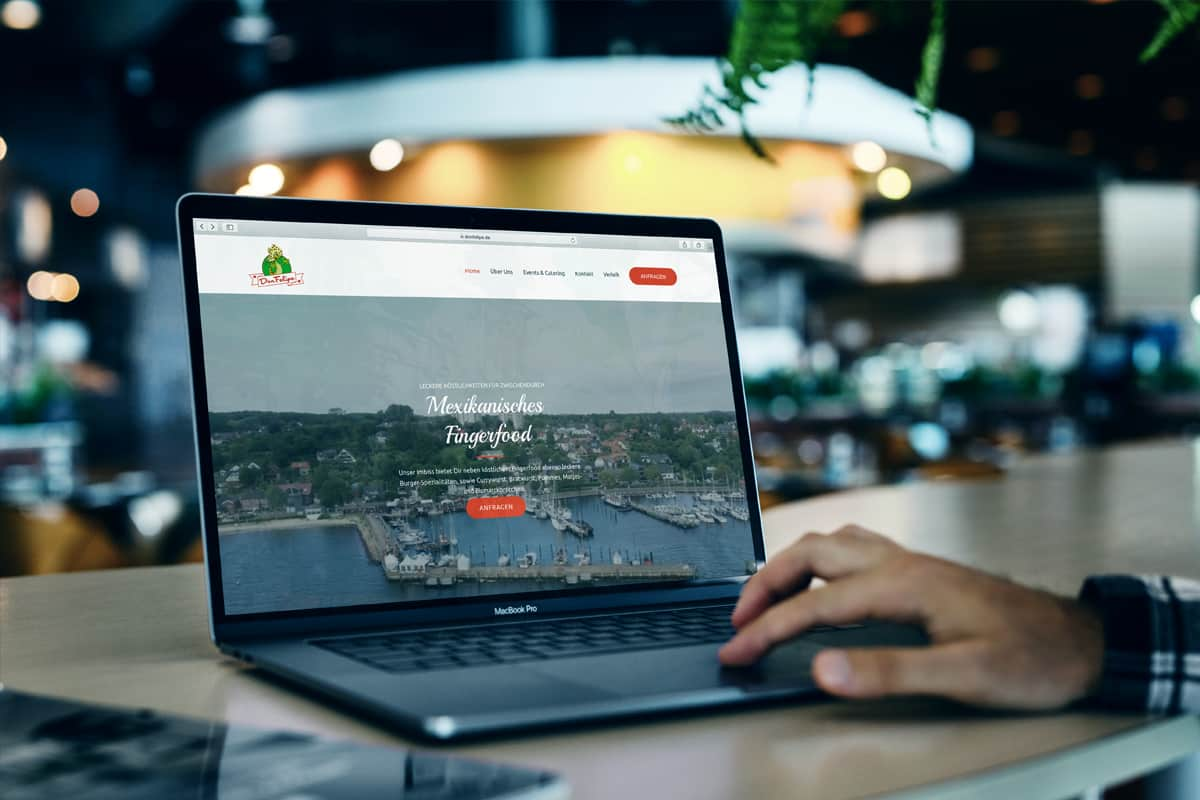 Martel Media - Webdesign Kiel - Don Felipe