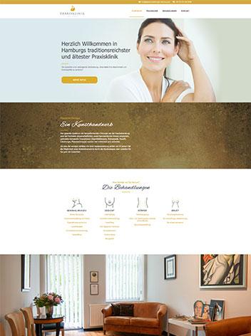 Martel Media Kiel - Webdesign