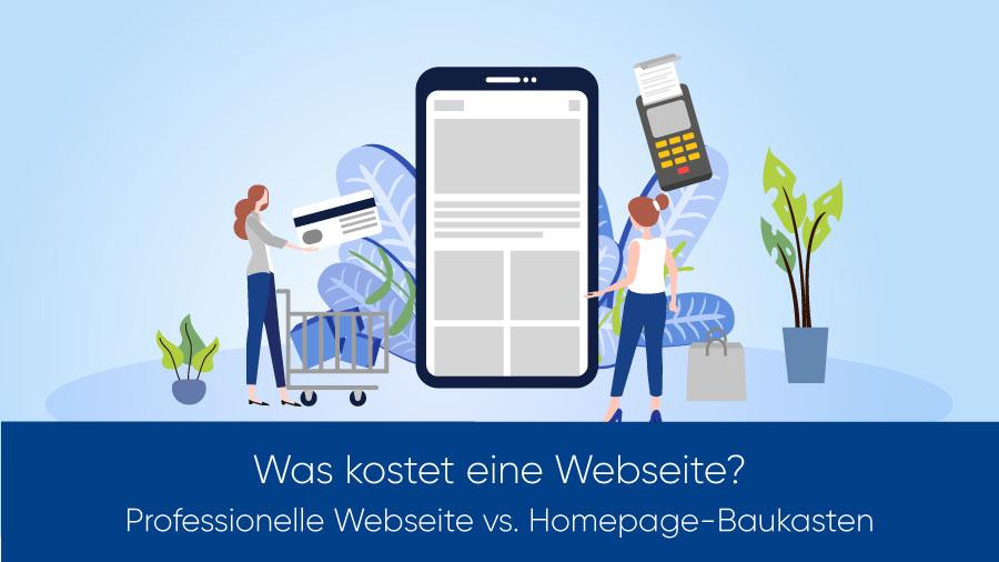 Was kostet eine Webseite?